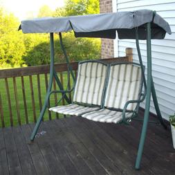 Garden Winds 2-Seater Swing Replacement Canopy