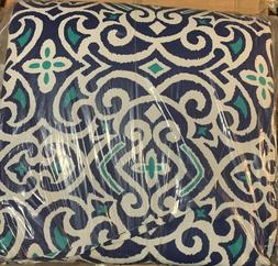 4 NIP PILLOW PERFECT INDOOR/ OUTDOOR  DINING CHAIR CUSHIONS