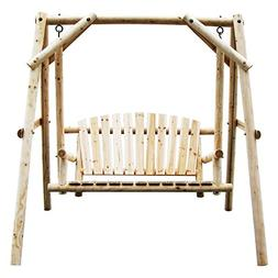 American Furniture Classics 402 Log Swing - Natural Natural
