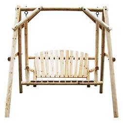 American Furniture Classics 402 Log Swing - Natural Natural