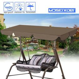 5 Colors Swing Top Cover Canopy Replacement Porch Patio Outd