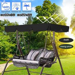 76'' x 49'' Swing Top Cover Canopy Replacement Porch Patio O