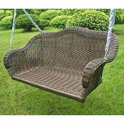 International Caravan 3183-AP-IC Furniture Piece Resin Wicke