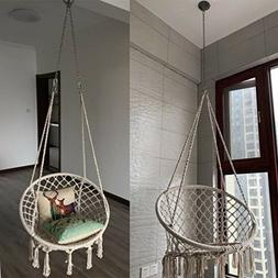 A Cool XL Large Outdoor Front Porch Hammock Hanging CHAIR Sw