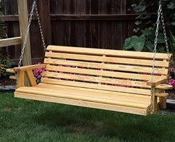 Ecommersify Inc Amish Heavy Duty 800 Lb Roll Back 5ft Porch