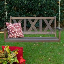Porchgate Amish Made Haven 4ft. Porch Swing