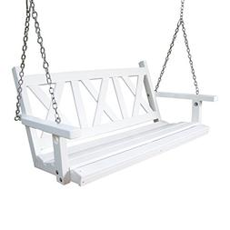 Porchgate Amish Made Haven 4ft. Recycled Plastic Porch Swing