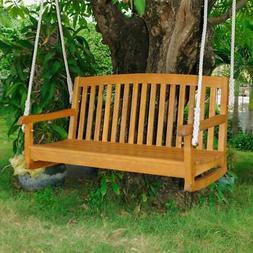 Balau Hanging 2-Seater Porch Swing