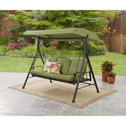 Mainstays Belden Park 3-Person Hammock Swing
