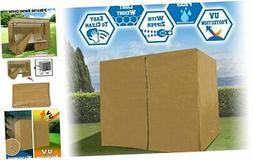 BenefitUSA Outdoor Furniture Porch Set 3 Seater Size Swing C