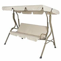 Canopy Swing Glider Hammock 2 Person Seat Garden Patio Porch