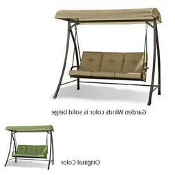 Garden Winds  Canopy Top for RUS422WWM Swing-  CANOPY TOP CO