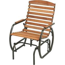 Jack Post Country Garden Hi-Back Glider Chair