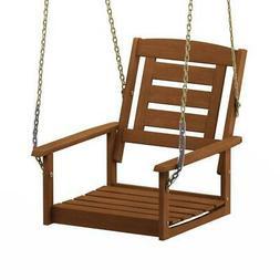 Furinno FG18414SC Tioman Porch Swing, Natural