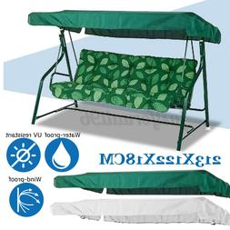 Garden Swing Chair Canopy Spare Patio Cover Waterproof Repla