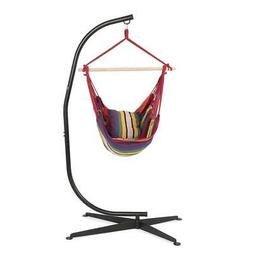 Hammock C Stand Solid Steel Frame Construction For Hanging A
