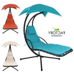 hammock chair hanging lounge chaise outdoor patio