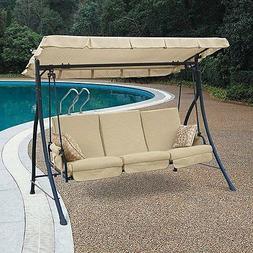 Garden Winds Harvey 3-Seater Hammock Swing Replacement Canop