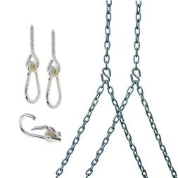 Barn-Shed-Play Heavy Duty 700 Lb Porch Swing Hanging Chain K