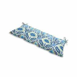 Pillow Perfect Indoor/Outdoor Santa Maria Azure Swing/Bench
