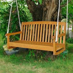 International Caravan Royal Fiji Hanging Porch Swing