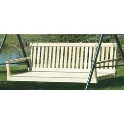 Jack Post Jennings Traditional Patio Porch Swing Seat