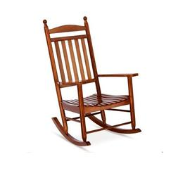 Jack Post KN-22N Knollwood Classic Porch Rocker - Natural