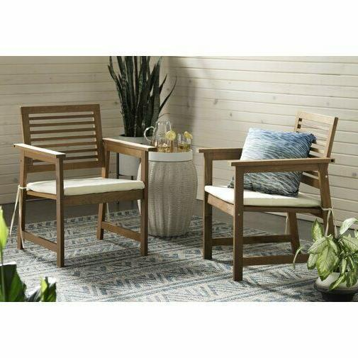 Patio Set Pc Cushion