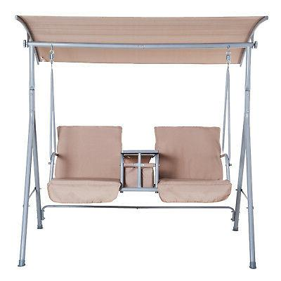 Outsunny Outdoor Porch Swing with