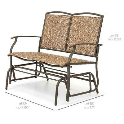 Best Products Patio Loveseat