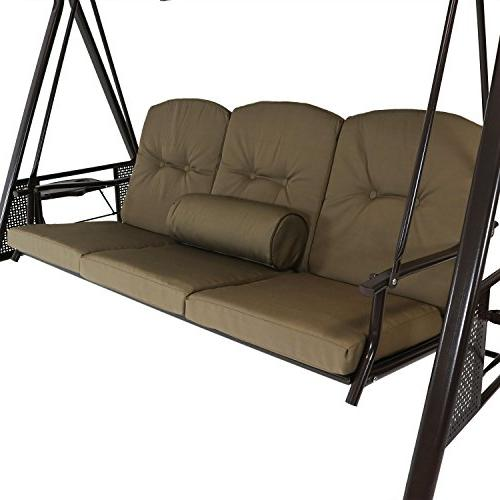 Swing Tilt Durable Steel Metal Pillow