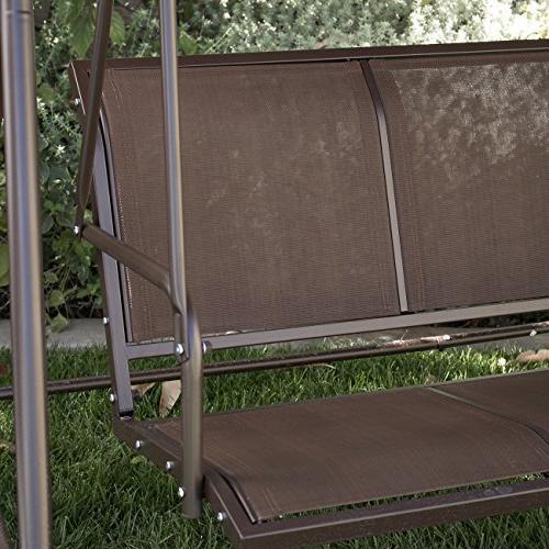 Belleze Outdoor UV Frame Adjustable Sunshade