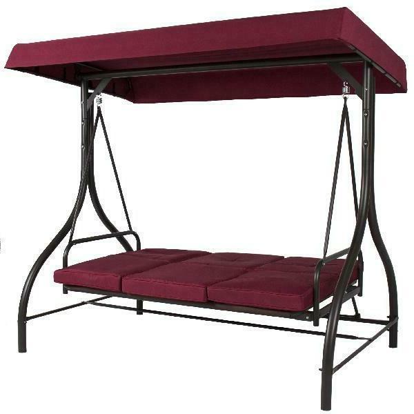 Best Choice 3-Seat Patio Swing