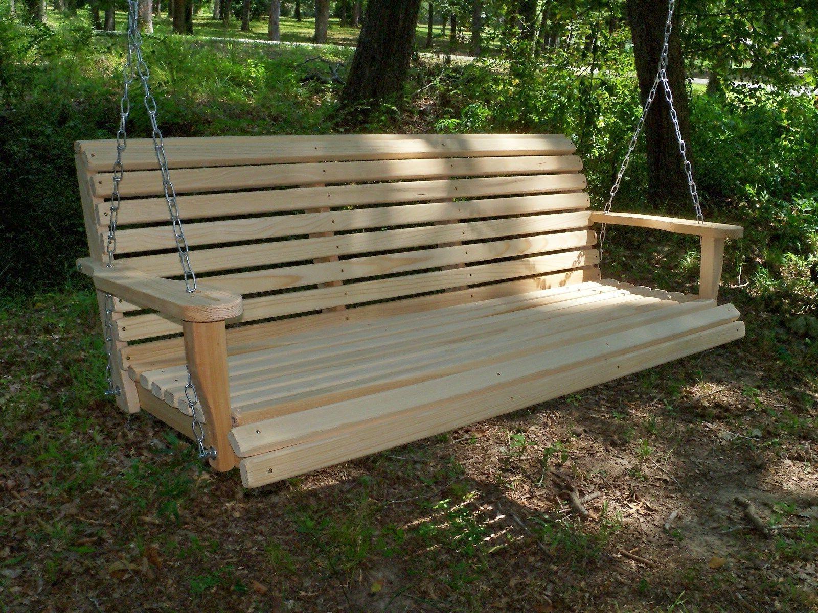 5ft reg cypress wood wooden porch bench