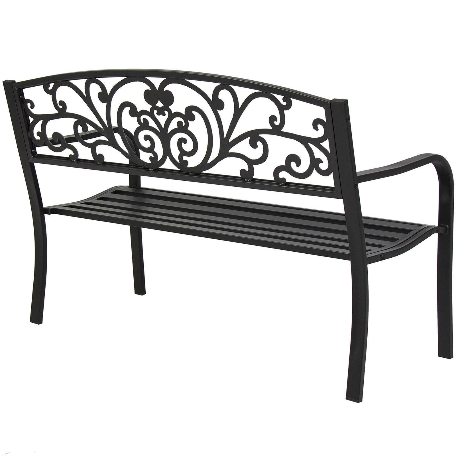 BCP Garden Bench Park Porch Furniture