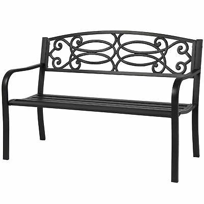 bcp 50 patio garden bench