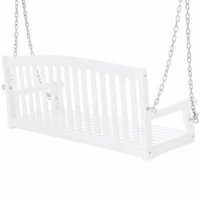 BCP Wooden w/ Chains - White