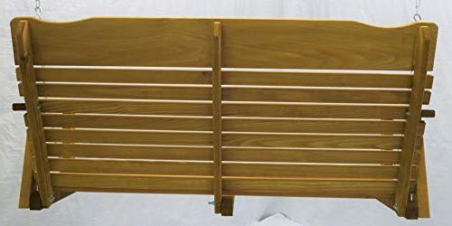 Kilmer Porch Amish - Includes Chain & Springs