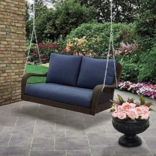 colebrook porch swing cushions
