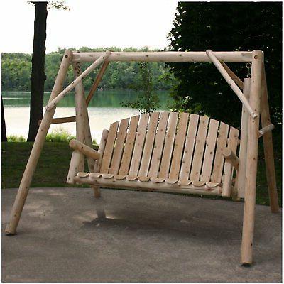 country garden swing