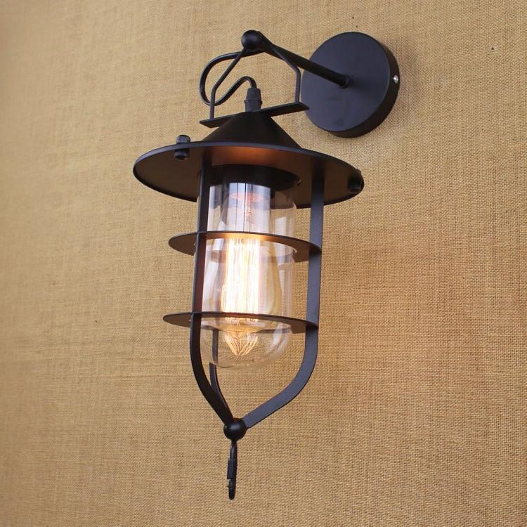 Lamp Creative <font><b>Swing</b></font> Arm Sconce <font><b>Porch</b></font> Restaurant Wall Light