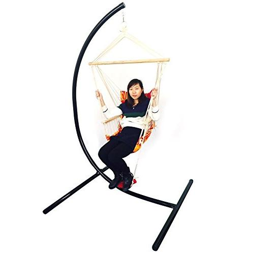 Hammock Stand Steel Air Chair New
