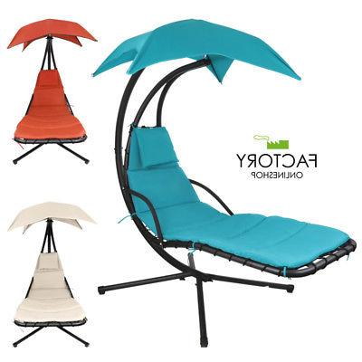 Marvelous Hammock Chair Hanging Lounge Chaise Outdoor Patio Porch Home Remodeling Inspirations Propsscottssportslandcom