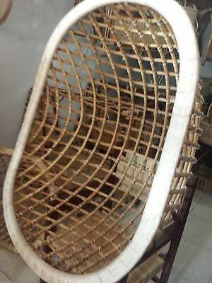 Hanging Cane Handmade Chair