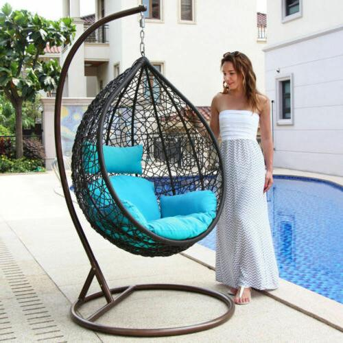 Hanging Hammock Chair Egg New