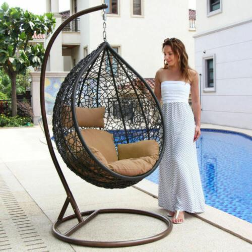Hanging Chair Free Egg Chair Green New