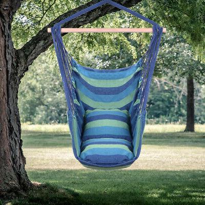Hanging Swing Yard Hammock Seat Outdoor Indoor Lot
