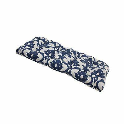 indoor bosco wicker loveseat cushion