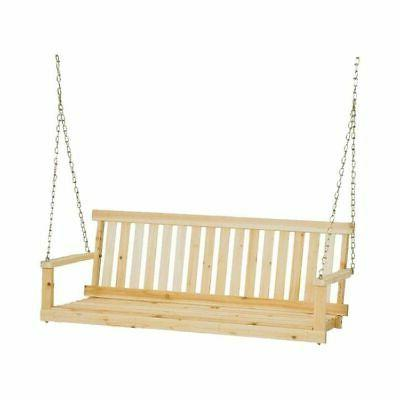 jack post jennings traditional porch swing seat