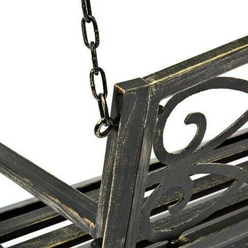 Metal Furniture Deck Seat Decor Vin